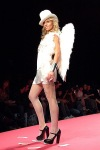 Abbey Clancy as an angel