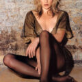 Kate Winslet in pantyhose